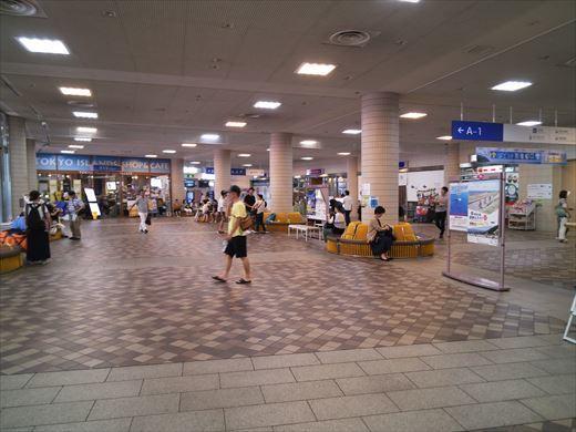 式根島キャンプ出発 (12)