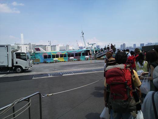 式根島キャンプ出発 (19)