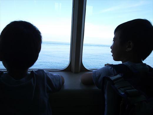 式根島キャンプ出発 (31)