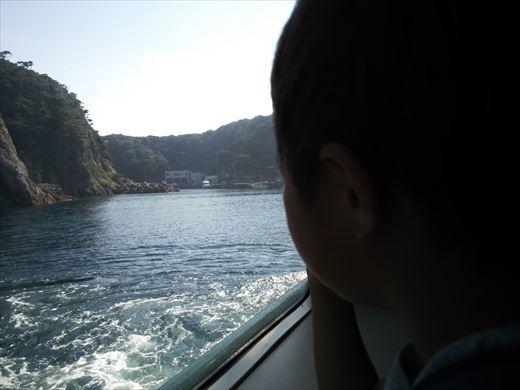 式根島キャンプ出発 (32)