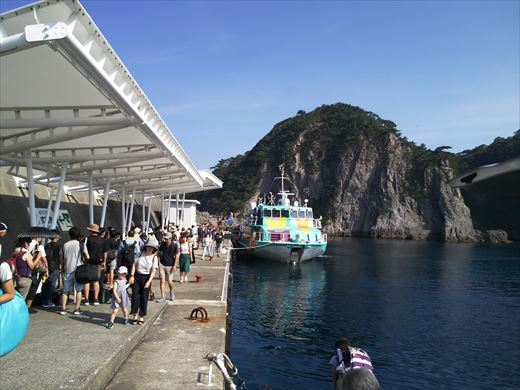式根島キャンプ出発 (36)