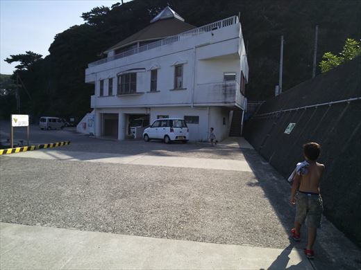 式根島キャンプ出発 (38)