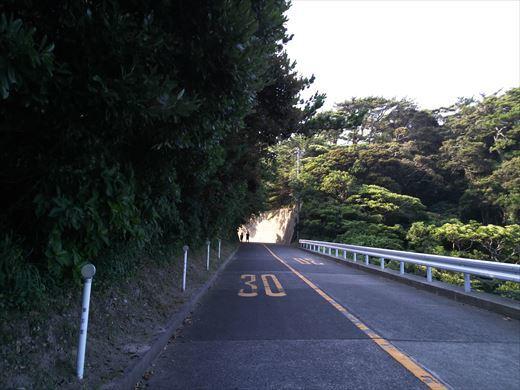 式根島キャンプ出発 (43)