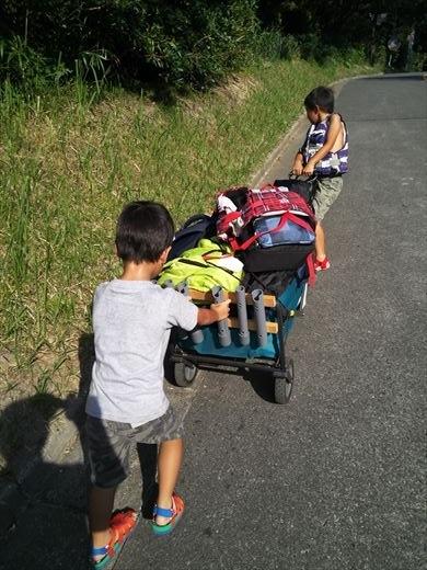 式根島キャンプ出発 (46)