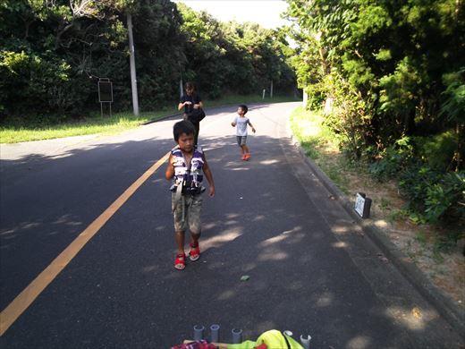 式根島キャンプ出発 (47)