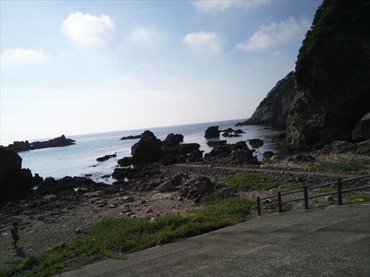 式根島キャンプ出発 (51)