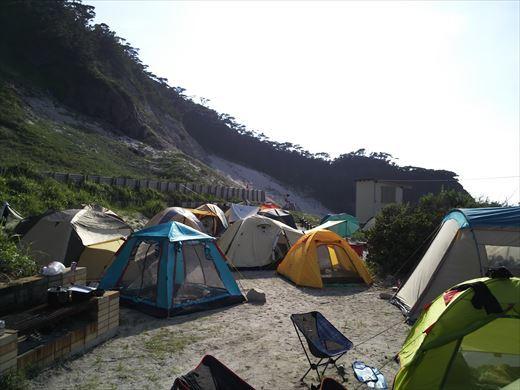 式根島キャンプ出発 (55)
