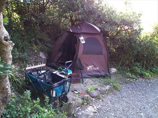 式根島キャンプ出発 (56)