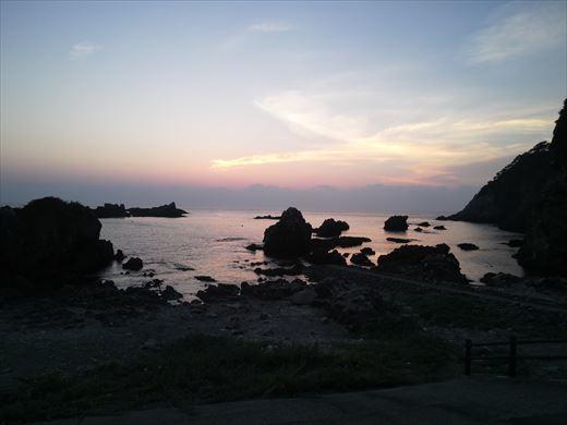 式根島2日目夜釣り (10)