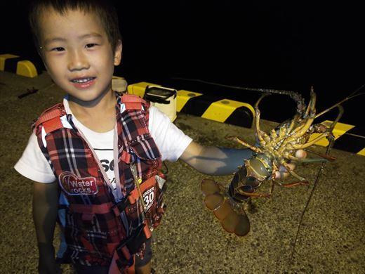 式根島2日目夜釣り (29)
