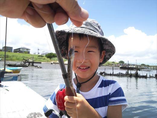 マイクロタックルで釣りに行こう (14)