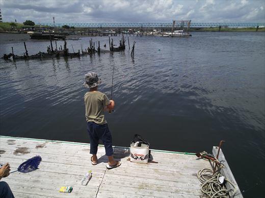マイクロタックルで釣りに行こう (15)