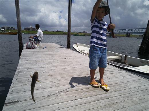 マイクロタックルで釣りに行こう (16)
