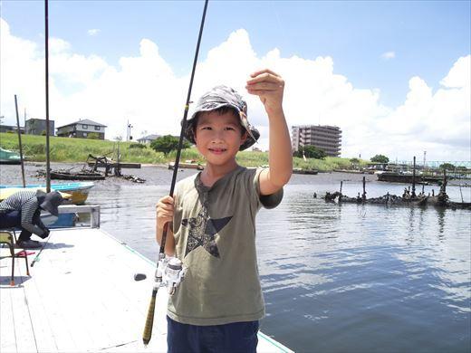 マイクロタックルで釣りに行こう (17)