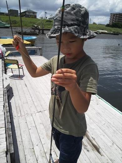 マイクロタックルで釣りに行こう (20)