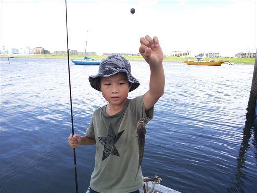 マイクロタックルで釣りに行こう (23)