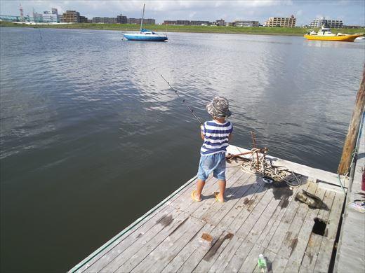 マイクロタックルで釣りに行こう (39)