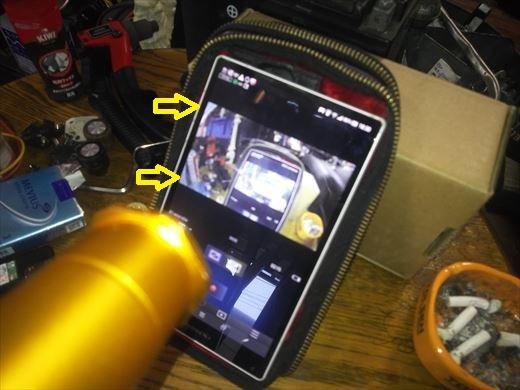 ウェアラブルカメラ防水ケース (10)