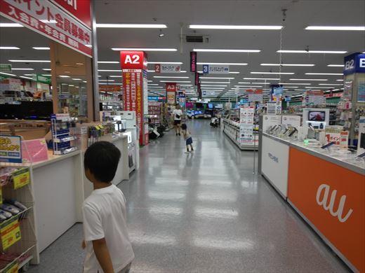 2018お盆休み 猪苗代湖 (11)