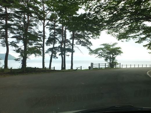 猪苗代湖行き (6)