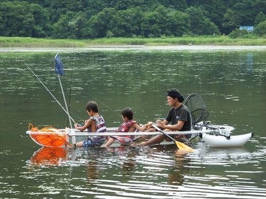 本湖に行ってみるぞ! (2)