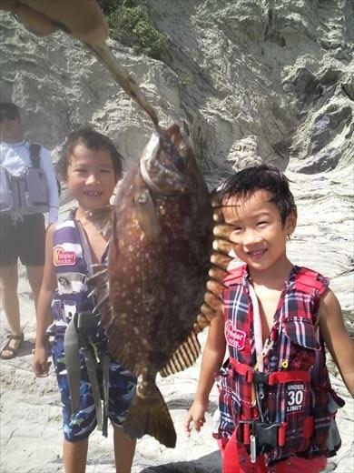盗人狩りでも雑魚釣り (35)