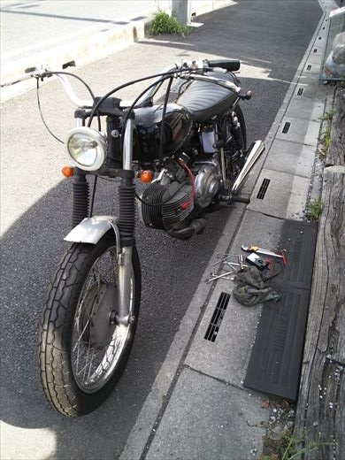 アエルマッキのエンジン始動 (14)