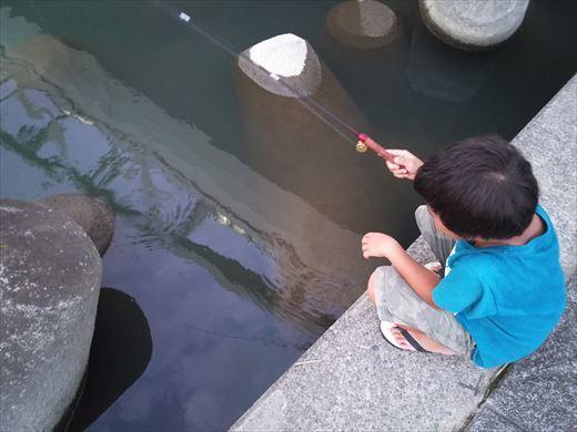 テナガエビ釣り (15)