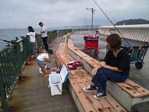 ①葉山港に釣り (10)