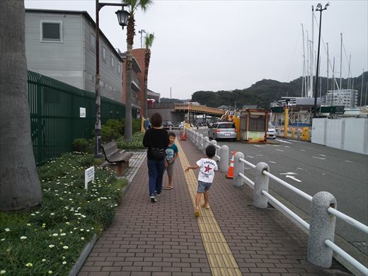 ①葉山港に釣り (14)