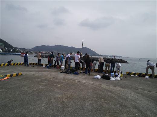 ①葉山港に釣り (20)