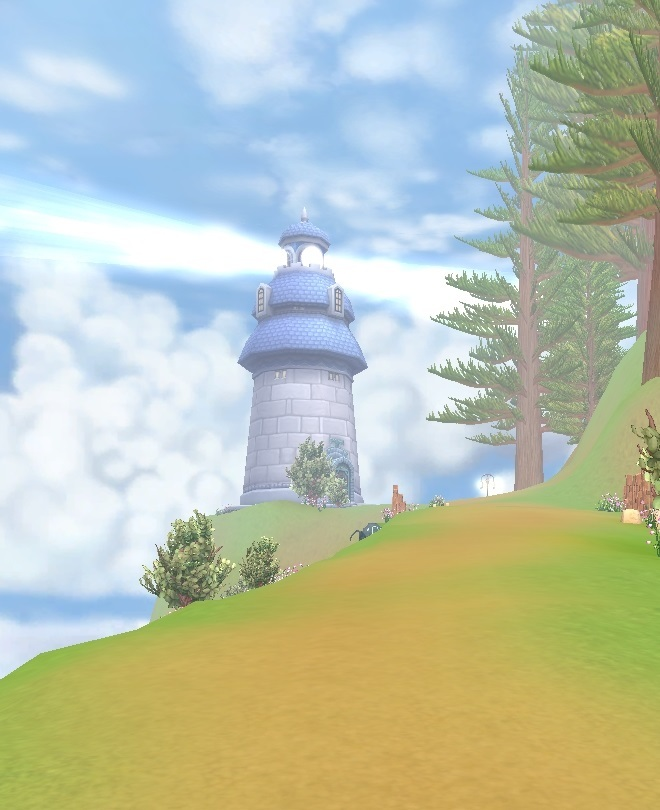 GFブログ(W10)用128A7 GFの風景・リンガス海岸 灯台