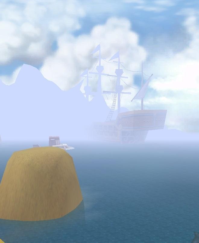 GFブログ(W10)用128A9 GFの風景・リンガス海岸 灯台から海を