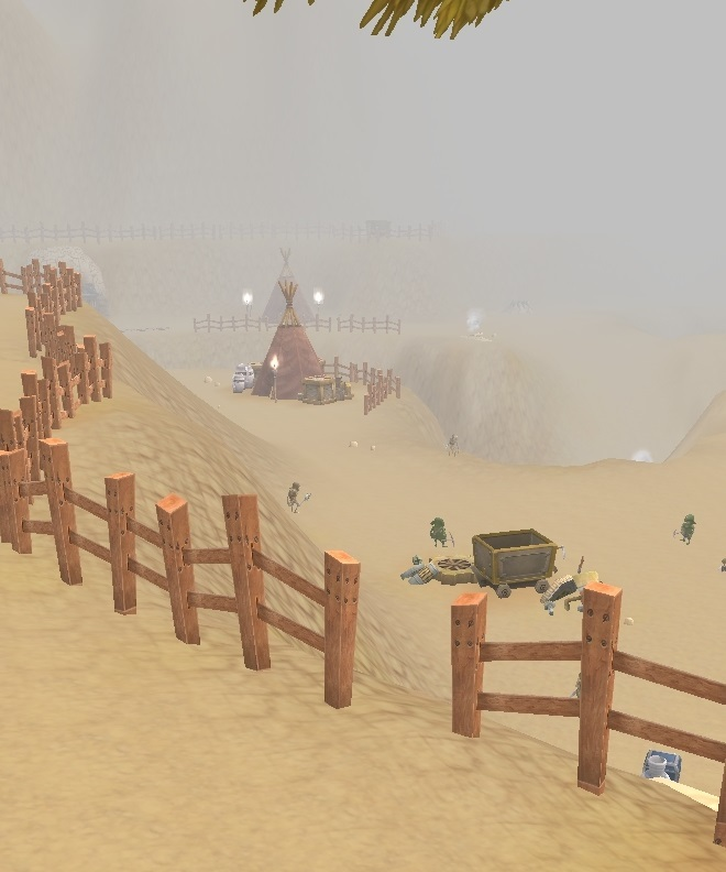 GFブログ(W10)用152A3 GFの風景・ゴブリン砦