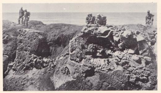 硫黄島日本軍殲滅1