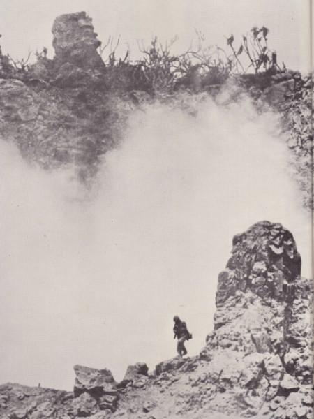 硫黄島日本軍殲滅4
