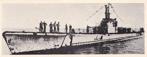 米潜水艦トリッガー2