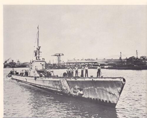 米潜水艦ハリパット2