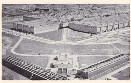 テネシー州クリントン原爆生産工場1_2