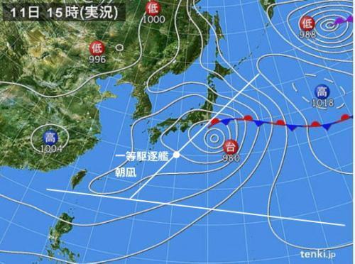 台風4-5号20180611550_2