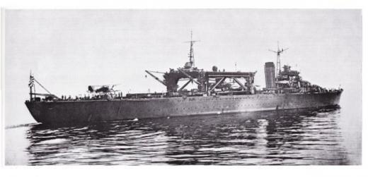 千歳型水上機母艦2