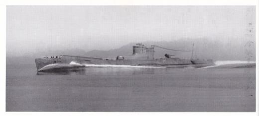潜水艦伊15型乙型2