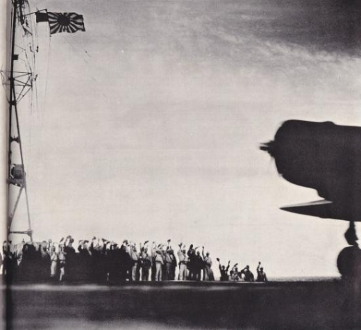 真珠湾攻撃空母2