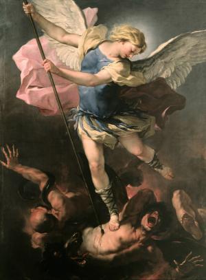 大天使ミカエル2