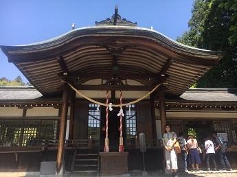2018-5-11夫婦木神社