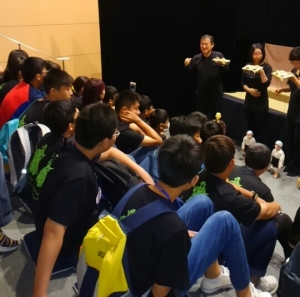 台湾鹿港中学校