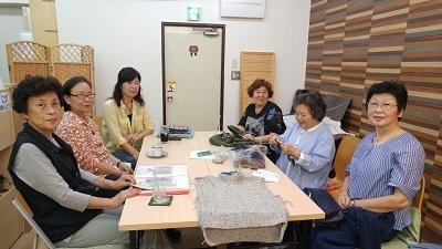 ブログ講座編み物20180919
