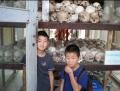 2018-5-3カンボジアの大虐殺写真