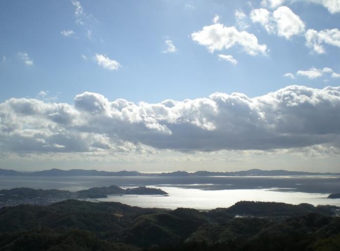2018-5-5三ヶ根山頂からの景色