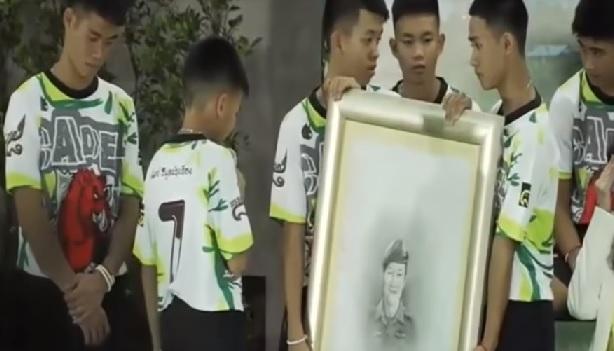 2018-7-28タイ洞窟救助記者会見